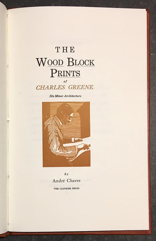 Prints of C. Greene
